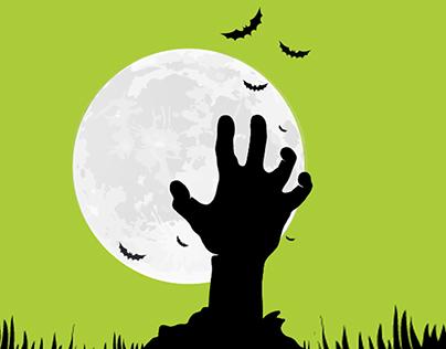 Shelby Farms Halloween Banner