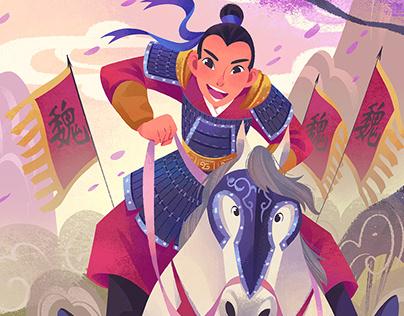 Storytime Mag - Mulan