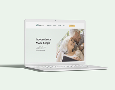 Ayaplaces Website Design