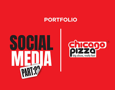 Pizza Social Media Post Design For Instagram
