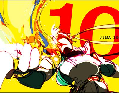JJBA 100 Character Marathon