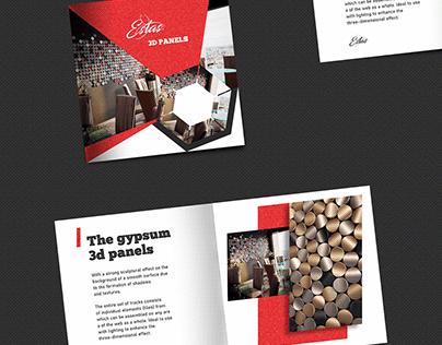 3D Panels catalog