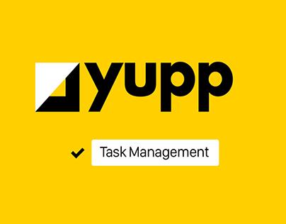 Yupp - Task Management app