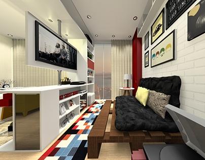 Interiores - Loft