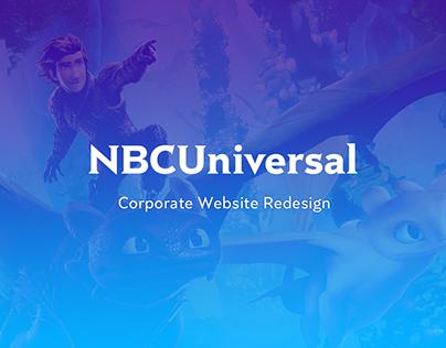 NBCUniversal Official Website