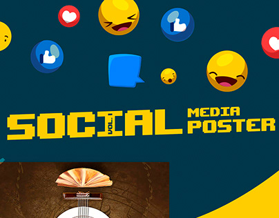 Social Media Posters Vol. 1