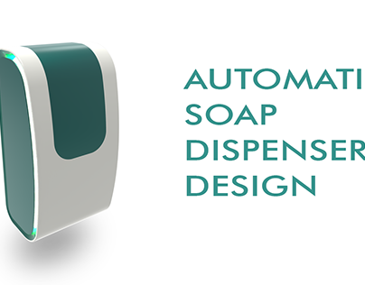 Automatic soap dispenser design