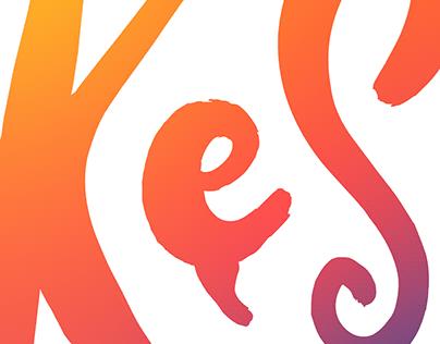 Kęs - Branding