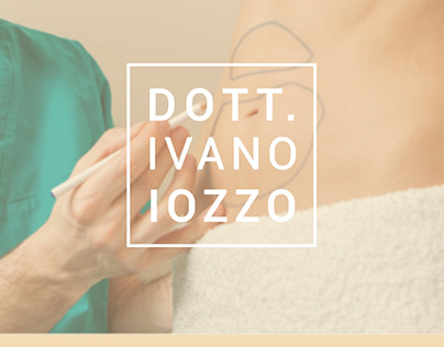 Dott. Ivano Iozzo • Logo, corporate identity, website