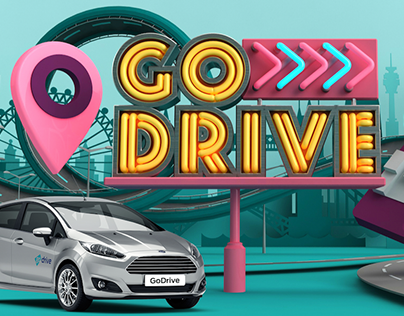 Ford   GoDrive