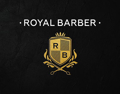 Royal Barber Landing Page