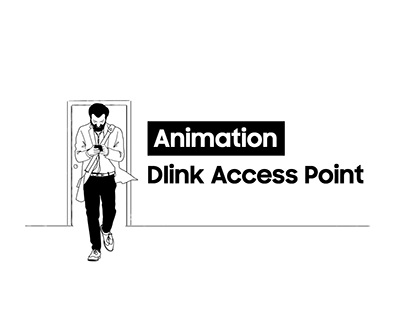 Animation - Dlink Access Point