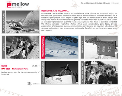 WEB design: www.mellow.at
