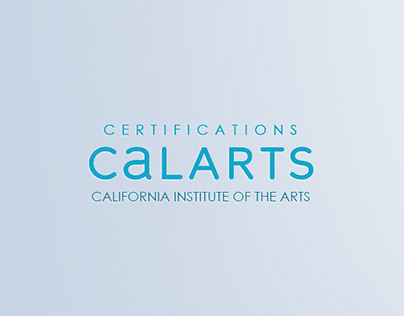 California Institute of the Arts Certifications