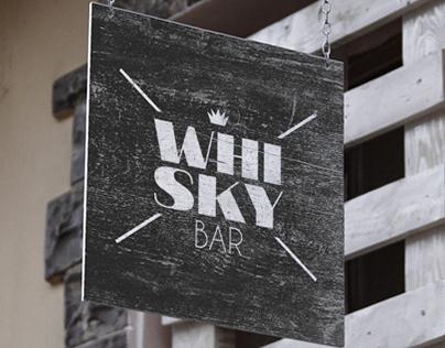 Whisky Bar London - Logo Design