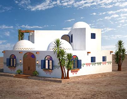 Nubian Villa