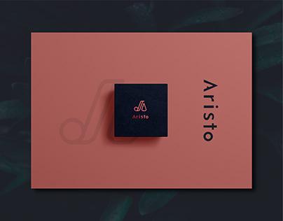 Aristo Logo & Branding Presentation