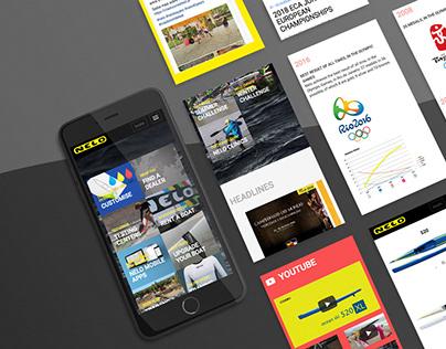 Nelo - Web design