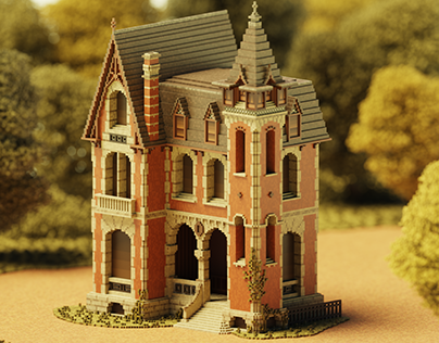 Victorian House Remake