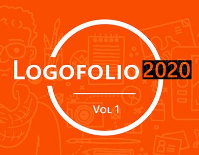 Коллекция логотипов 2020 vol. 1