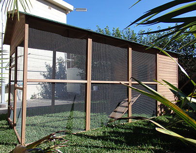 Somerzby Catio - Cat Enclosures