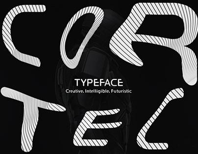 Cortec Typeface