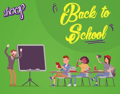 Shoop - Back to School