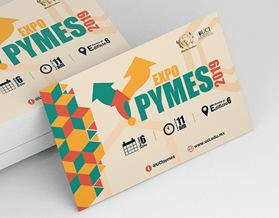 Identidad Expo PYMES 2019