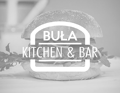 Buła kitchen & bar brand