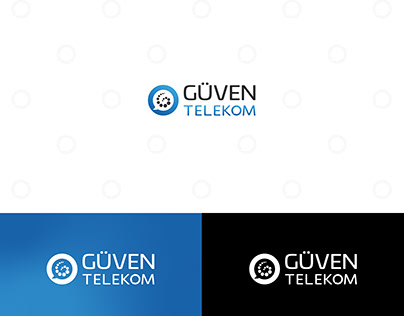 Güven Telekom   Logo Tasarım