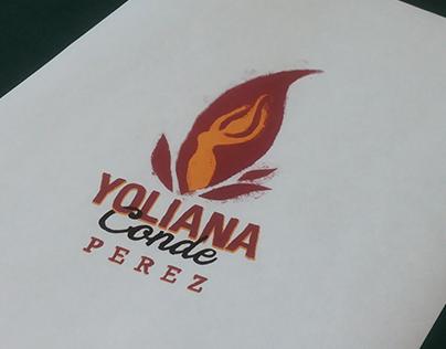 Yoliana Conde Perez - Logo design & animation