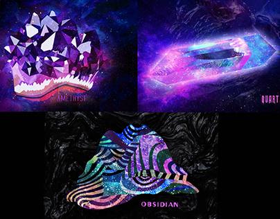 Crystals Series