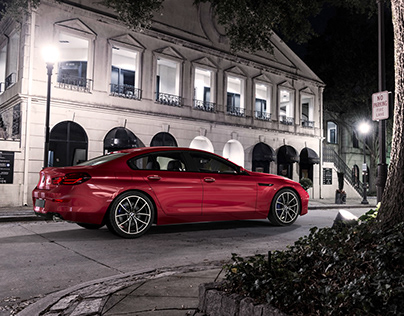BMW 6 - CGI