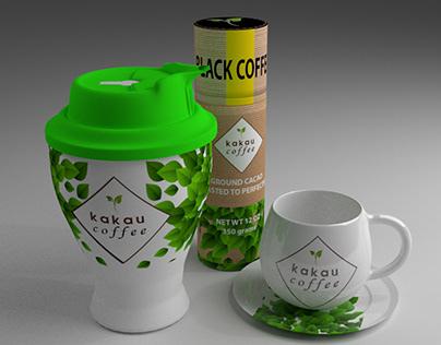 Branding KAKAU COFFEE