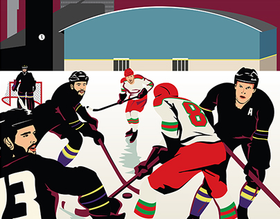 Playoff hockey returns to Manchester