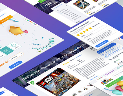 Noriel Store website