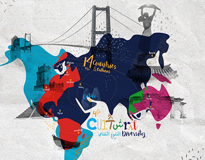 The 4th Cultural Diversty Festival