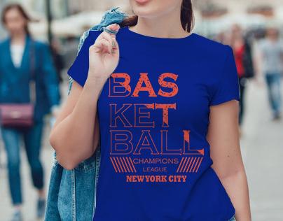 Basketball Championship T-Shirts