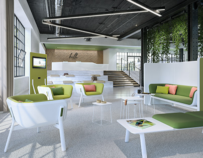 Interstuhl - High-performing seating solutions