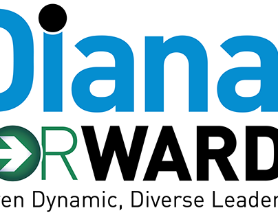 Diana For Ward 6 Candidate logo