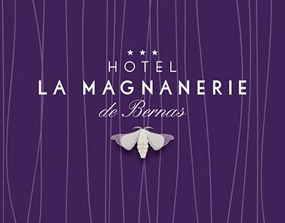 Stationary La Magnanerie de Bernas France