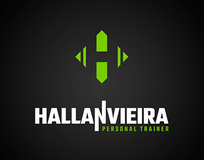 Hallan Vieira - Logo