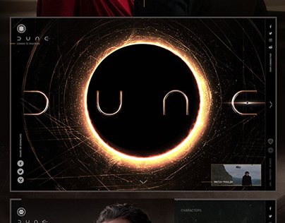 DUNE Official Site