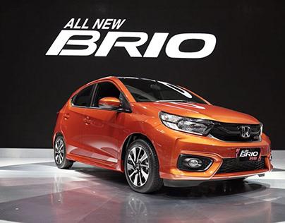 Mẫu xe Honda Brio là hatchback hạng A đáng được chờ đợ
