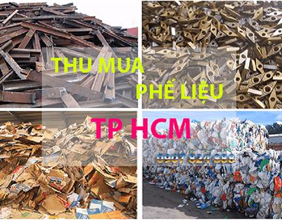 Thu mua phế liệu tại TPHCM