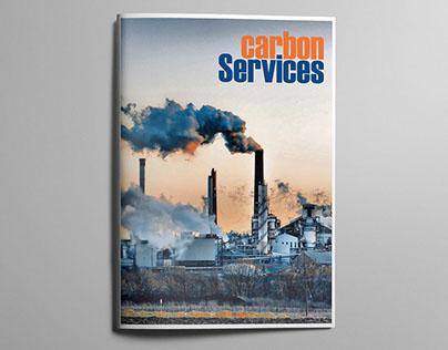 Carbon Services - Brochure Design