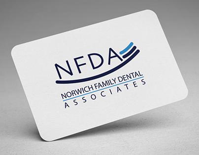 Norwich Family Dental Associates Logo Design