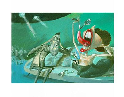 Illustrations 2004