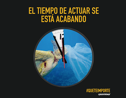 Greenpeace / ESTRATEGIA COMUNICACIONAL