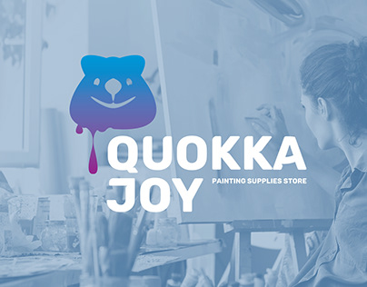 Quokka Joy | Logo exercise